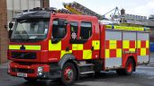 Arsonists set farmer's bale stack ablaze