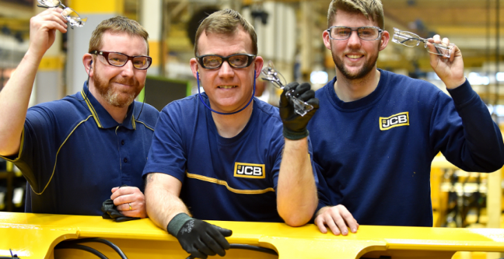 JCB sets its sights on new merchandising channels