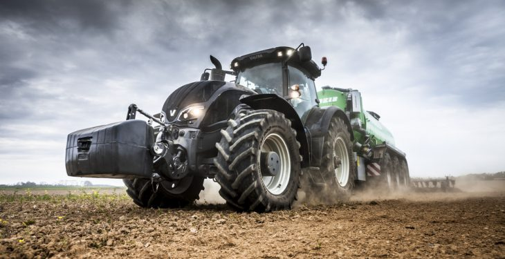 Finnish firm launches 400hp flagship tractor