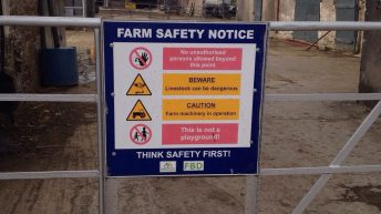 Farm Safety Week: Scotland sees Britain's largest farm death increase