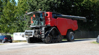 Next-generation flagship harvester from AGCO: Is this it?