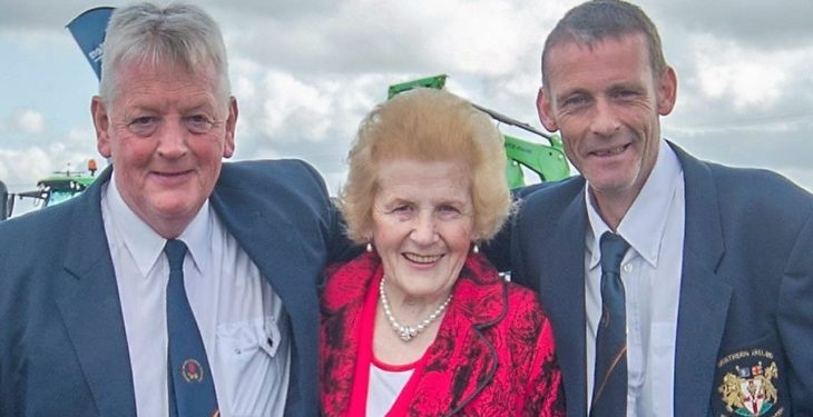 Ploughing match cancelled in respect to NIPA chairman Wilson Holden