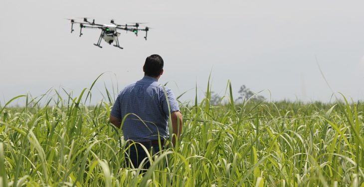Drones, clean energy and precision: Plans for UK's farming future