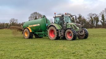 DAERA secures approval for renewal of nitrates derogation in NI