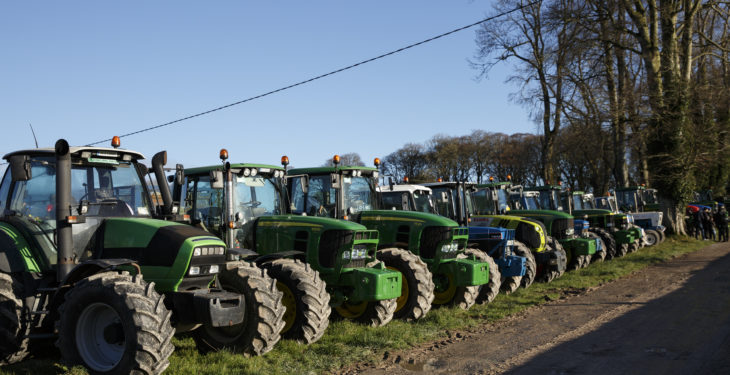 Farmers warned as Orkney farmer caught out by tractor scam