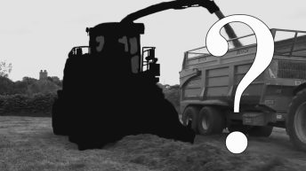 Is this the biggest self-propelled forager in Ireland?