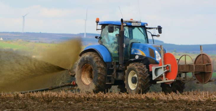 NFU Cymru seeks exemption for NVZ closed periods