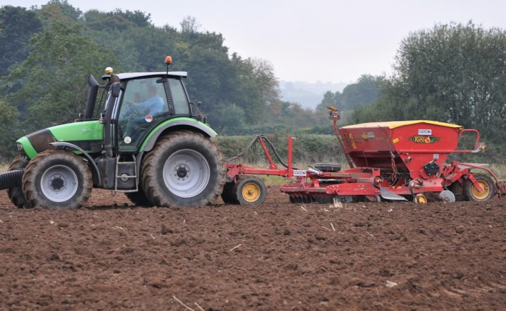 Vaderstad 'turns over' €225 million in a 'positive' 2017