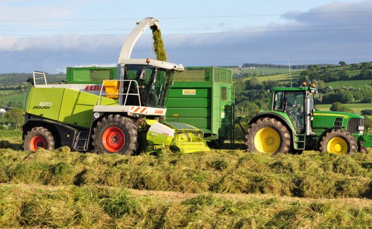 Looking back: Where did Claas self-propelled foragers come from?