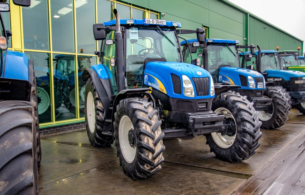 Buyer S Guide What You Should Look Out For In A Used New Holland Ts A Agriland Co Uk