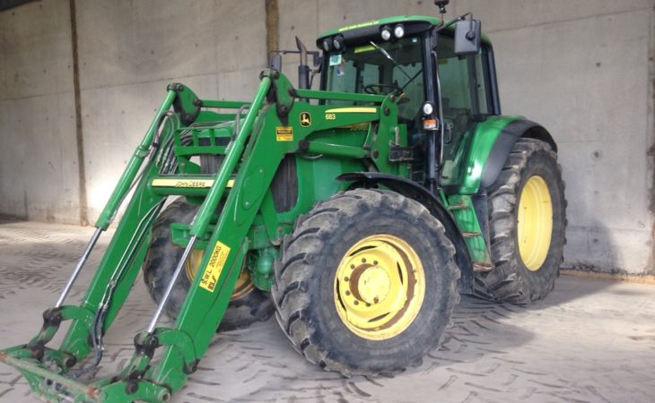 Machinery valued at €80,000 stolen from Louth farmyard