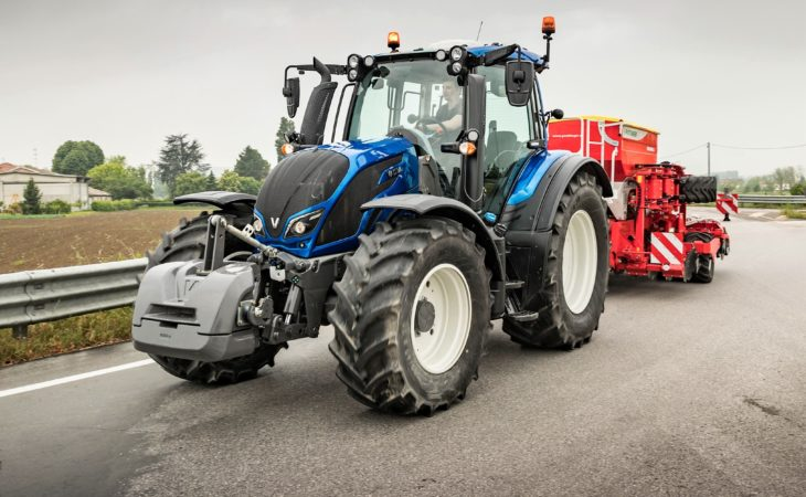 All new Valtra tractors to get first start-up on '100% renewable fuel'
