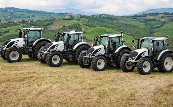 Pics: Valtra tractor tour lands here in Ireland