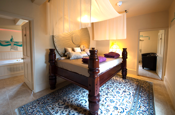 The Cleopatra Suite