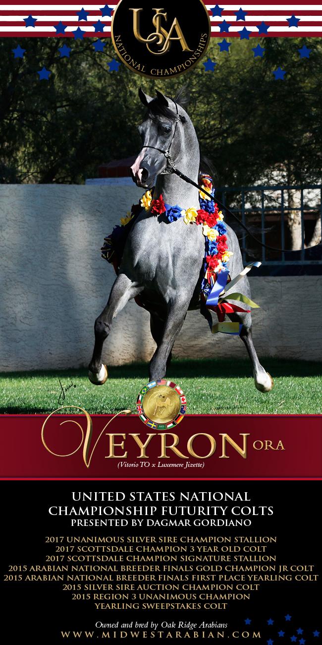 Champions Veyron ORA & Dagmar Gordiano