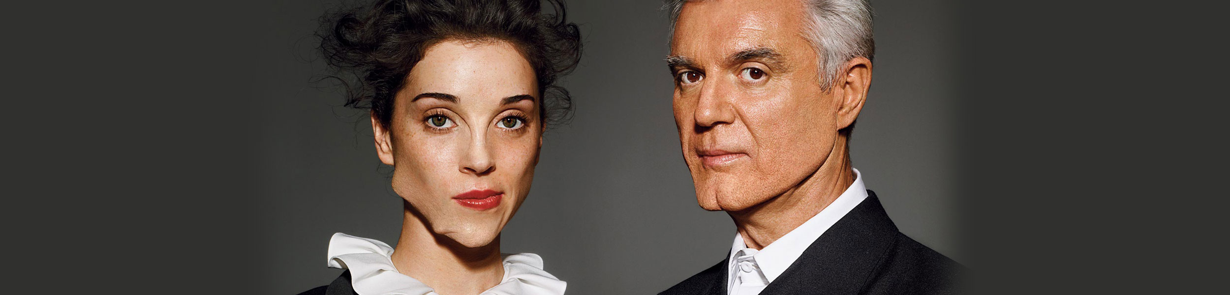 David Byrne & St. Vincent - Love This Giant