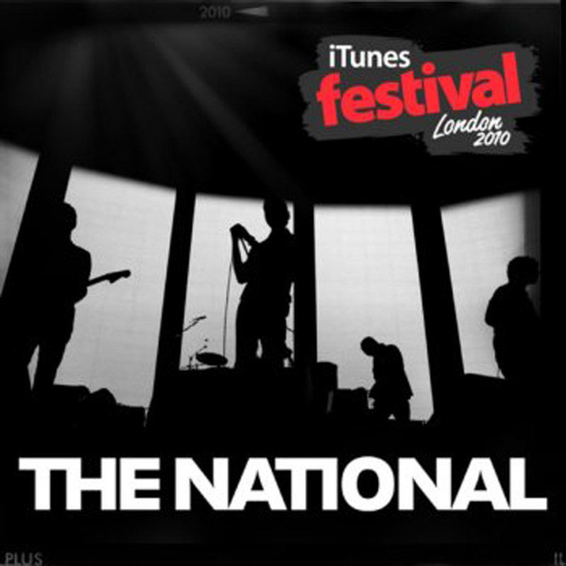 The National - iTunes Live: London Festival 2010 - EP