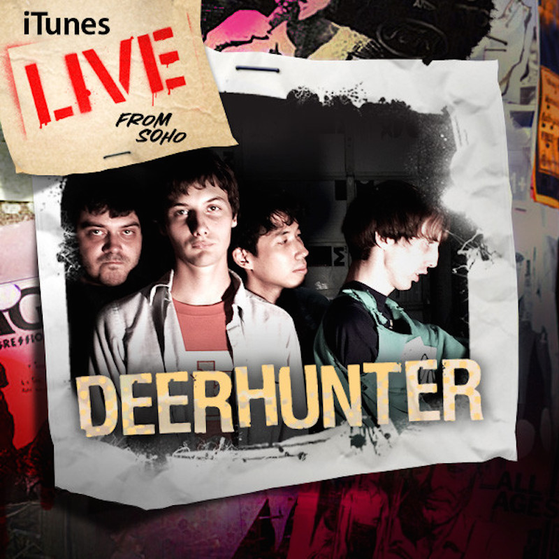 Deerhunter iTunes Live from SoHo