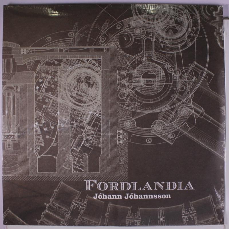 Johann Johannsson Fordlândia