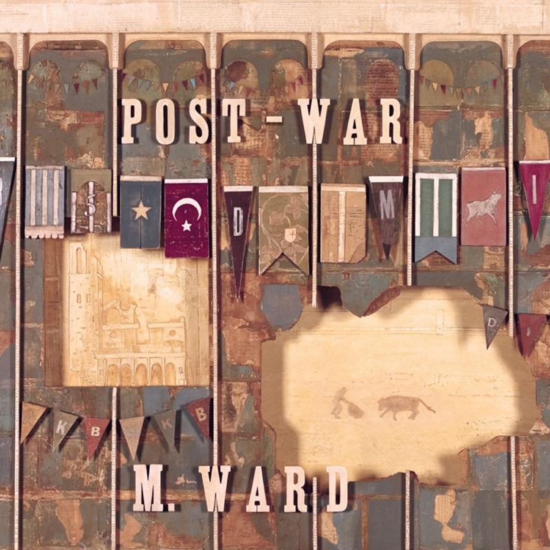 M. Ward Post-War