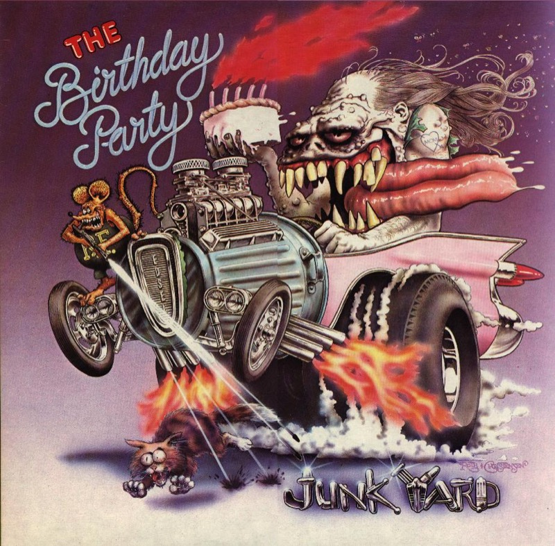 The Birthday Party Junkyard