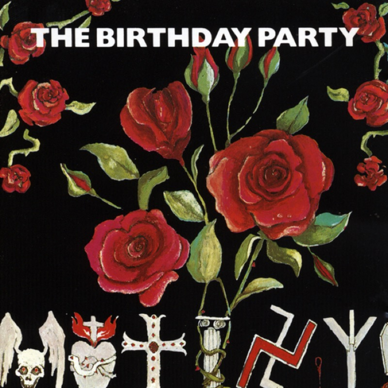 The Birthday Party - Mutiny / The Bad Seed E.P.