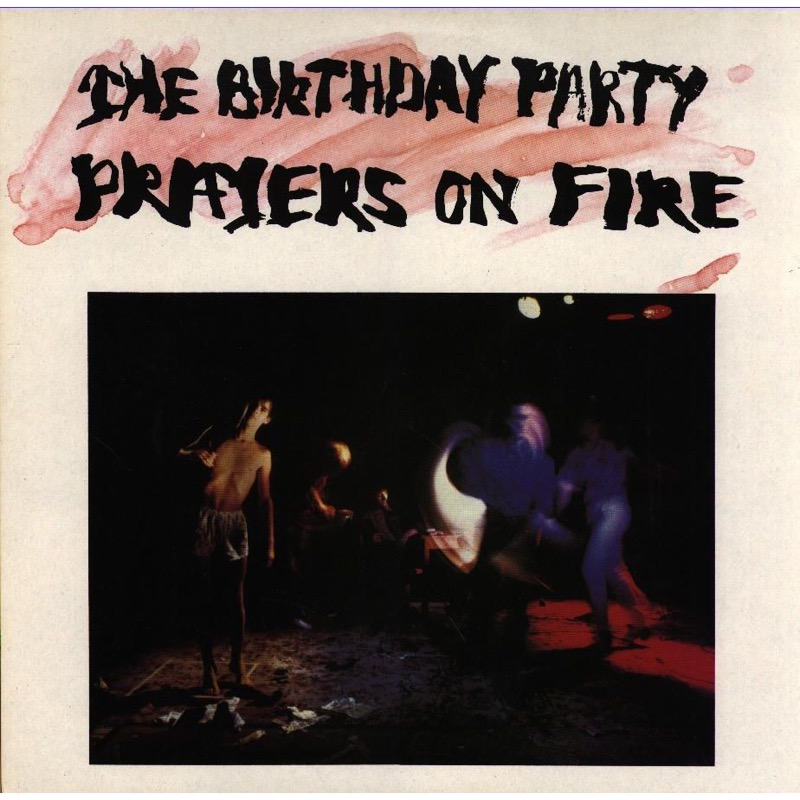 The Birthday Party Prayers On Fire