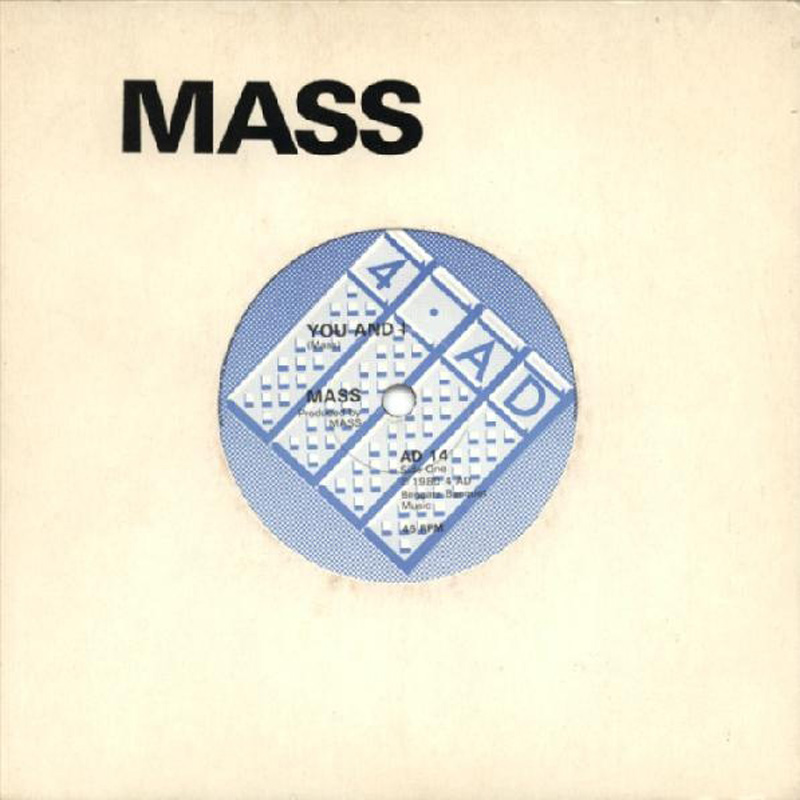 Mass - You And I