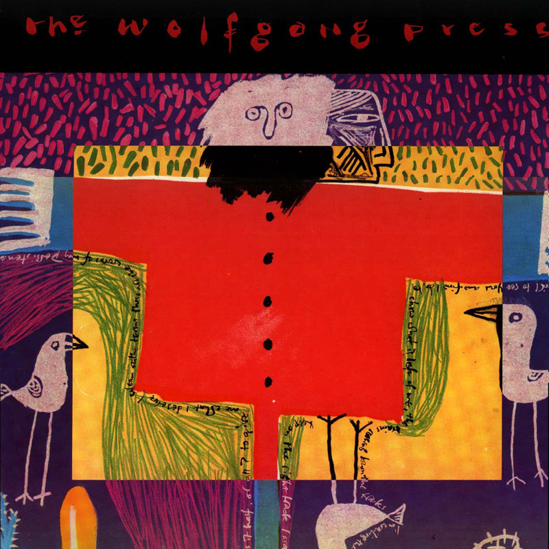 The Wolfgang Press Scarecrow