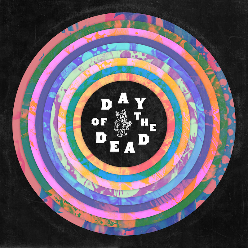 Tim Hecker Day of the Dead (Red Hot Compilation)