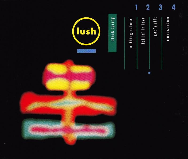 Lush - Black Spring