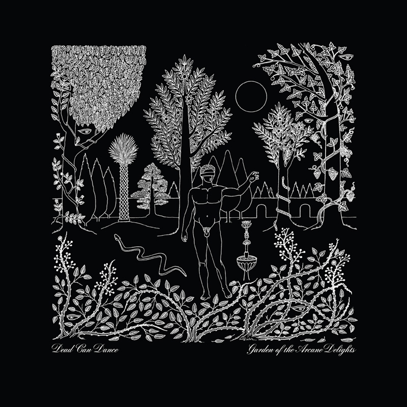 Dead Can Dance - Garden Of The Arcane Delights / The John Peel Sessions CD