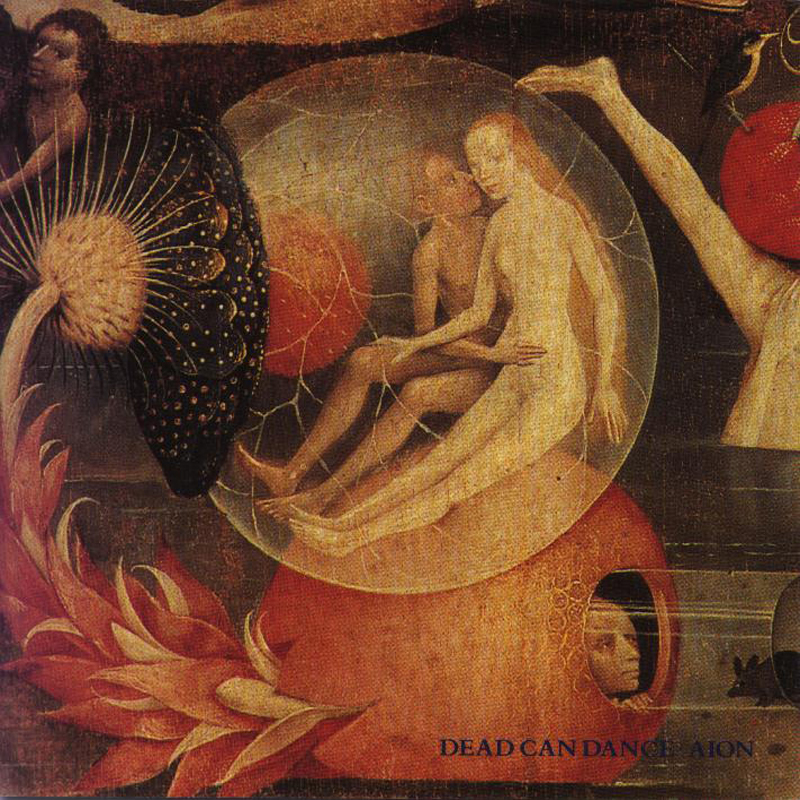 Dead Can Dance - Aion (2017 LP Pressing)