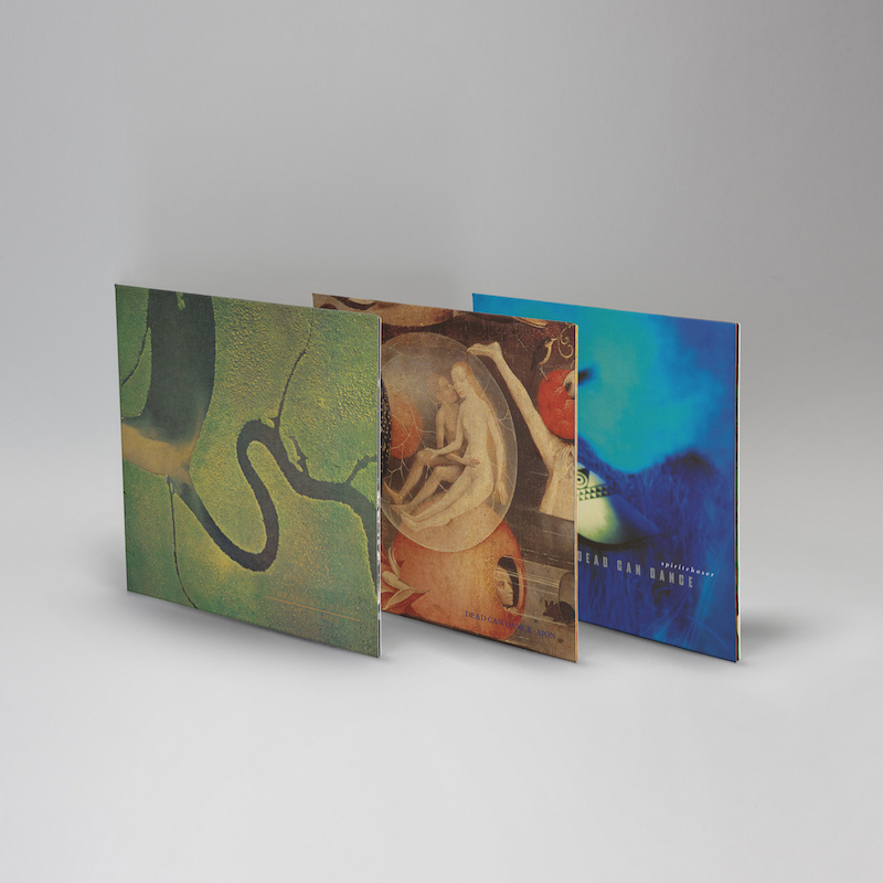 Dead Can Dance - 3 LP Bundle - 'The Serpent's Egg / Aion / Spiritchaser'