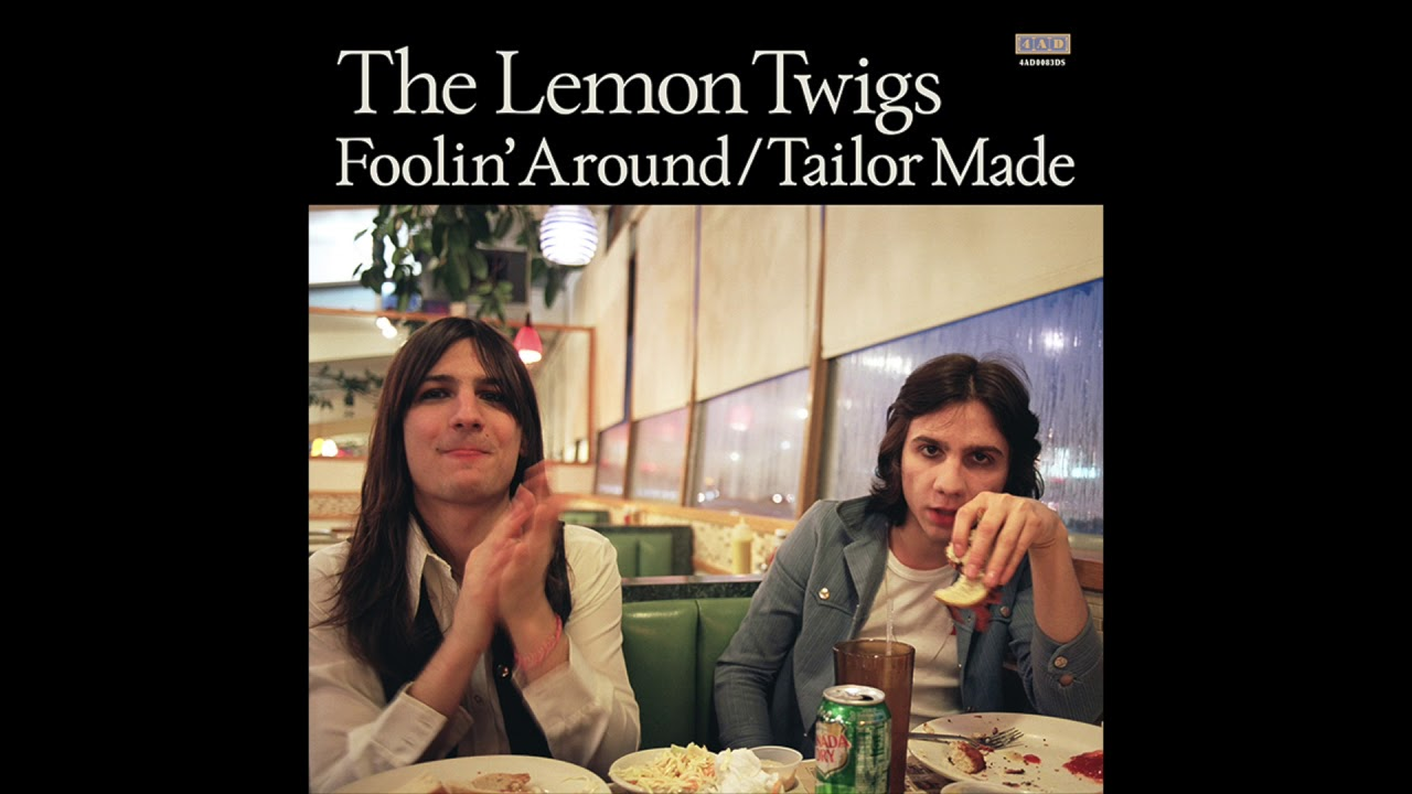 The Lemon Twigs - 'Tailor Made'