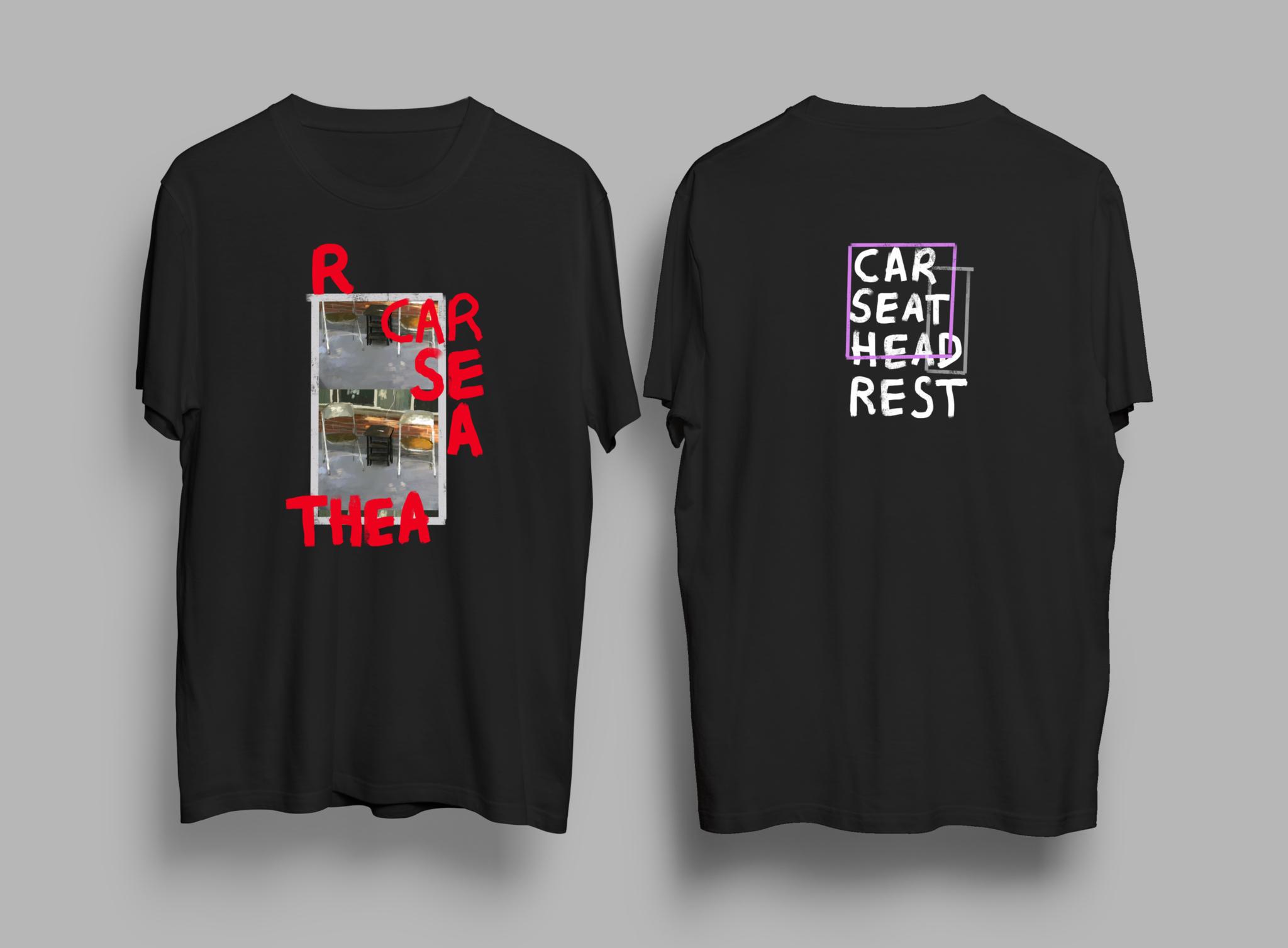 Car Seat Headrest Making A Door Less Open Album Shirt Bundle