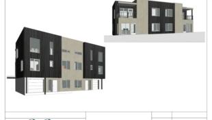 EIDSVOLL VERK / Prosjektert tomannsbolig med praktikantdel / Moderne og tiltalende / 3 bad / 4 soverom / Garasje