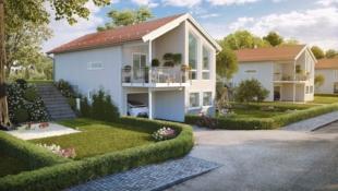 RÅHOLT // Ny og moderne enebolig med garasje / 2 Bad / Barnevennlig område / Mulighet for tilvalg