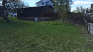 Sentral enebolig tomt i Raufoss- Barnevennlig