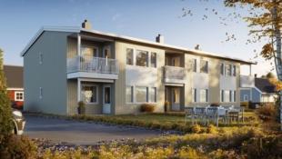 Velkommen til Krystallen på Jevnaker. Her kan du sikre deg en prisgunstig leilighet med gode planløsninger i Jevnaker.