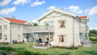 Nøkkelferdig! Planlagte moderne tomannsbolig med 2 sov, gode solforhold og luftige omgivelser. Salgsmøte 28/11 kl 17!