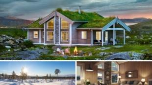 Kos deg på hytta hver helg! Lygnalia - Populært område kun én time fra Oslo. Snø - ski - alpin - sykkel - fiske - akebakke