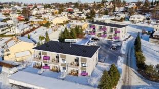 Mosserød - 10 av 12 solgt -  Moderne selveier leiligheter - 2 soverom, attraktiv beliggenhet  - frist 31.08.18 for egne tilvalg