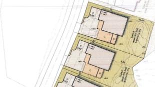 NY PRIS! Gjekstad - 3 ledige tomter  - beliggende i blindvei, rolig og barnevennlig