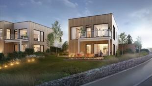 Notveien, Hommersåk - Tomtevisning etter avtale! Arkitekttegnet enebolig med høy standard, 4 sov, dobbeltgarasje og flott utsikt!