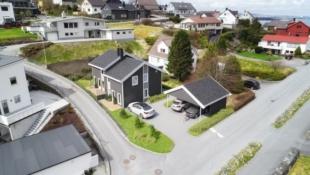 Sandnes | Ny tomannsbolig i Aspervika | Tett på naturen og kort vei til sentrum