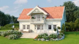 Flott enebolig med alt du trenger til familien! Mulighet for husbankfinansiering. BO FOR KUN KR. 3.112,- PR. MND.!!*
