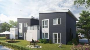 Sandvika Roald, Vigra - Nøkkelferdige eneboliger med store terrasser, 3-4 sov, carport og høy standard!