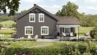 Nyheim Boligområde - Husdrømmen fra Boligpartner