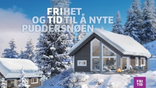 FAGERHAUG - Nøkkelferdig Kvarstad, den perfekte familiehytta med flott turterreng året rundt.